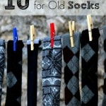 10 creative ways to use old socks