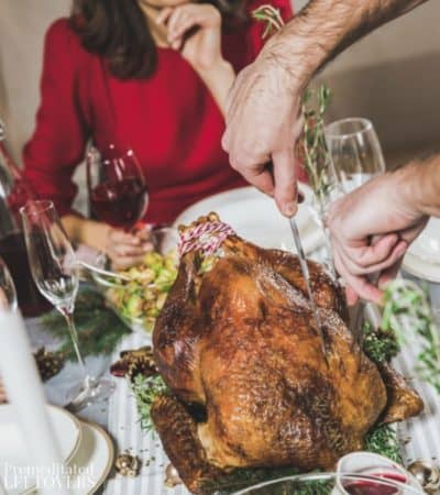 How To Have a Stress-Free Thanksgiving Dinner