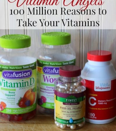 .Vitamin Angels - 100 million reasons to take your vitamins