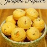 Gluten-Free Jalapeno Popovers Recipe