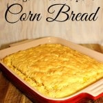 sugar-free corn bread recipe