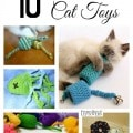 10 Free Crochet Patterns for Cat Toys