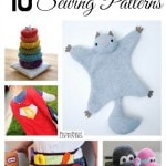 10 free toy sewing patterns