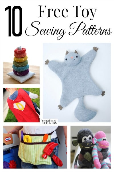 60 Free Toy Sewing Patterns Extraordinary Sewing Patterns Com