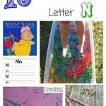 10 ways to introduce the letter N
