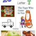 Are you looking for fun ways to teach the alphabet? Here are 10 ways to introduce the letter T with activities, crafts, recipes and more!