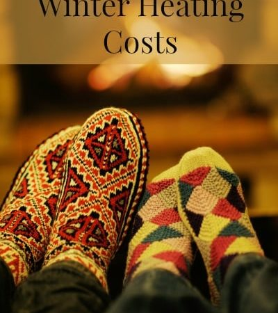 5 Ways to Save on Winter Heating Costs