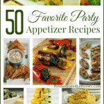 50 Best Party Appetizer Recipes
