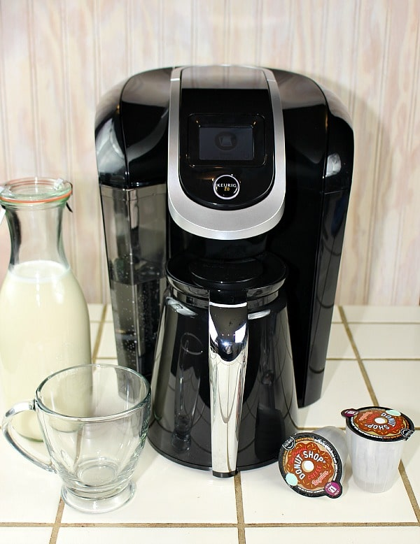 Easy Homemade Hazelnut Coffee Creamer Recipe