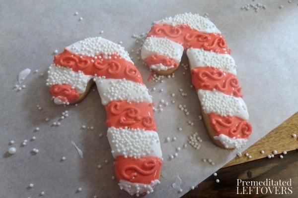 Shepherd's Hook Sugar Cookies