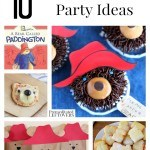 Do your kids love Paddington Bear? if you are looking to throw an awesome Paddington themed party for your child, here's 10 Paddington Bear party ideas!