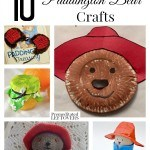 With the Paddington Bear movie just hitting theaters, you may be on the hunt for some fun projects to do. Here's 10 DIY Paddington bear crafts for all ages.