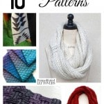 10 Free Scarf Crochet Patterns