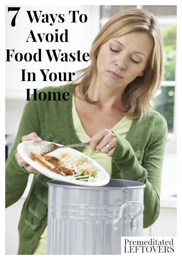 Food waste can be a huge waste of money and resources in our homes. Here are 7 Ways To Reduce Food Waste At Home that will stretch your grocery budget.