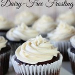 How to make fluffy dairy-free butter-cream frosting - recipe and tips using Melt
