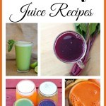 These tasty juice recipes are a great start for anyone wanting to try juicing. Mix and match your favorite flavors to supplement your diet with juices.