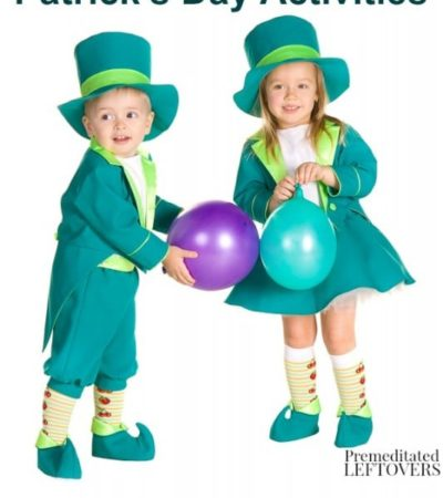 10 Family-Friendly St. Patrick's Day Activities