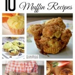10 kid friendly muffin recipes