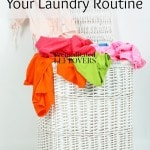 5 Ways to Speed Up Your Laundry Routine