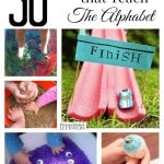 50+ Activities to Teach the Alphabet