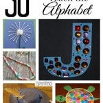 50 crafts to teach the alphabet