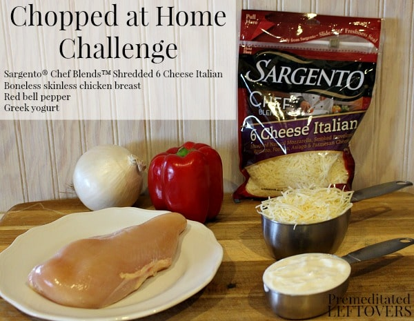 Chopped at Home Challenge