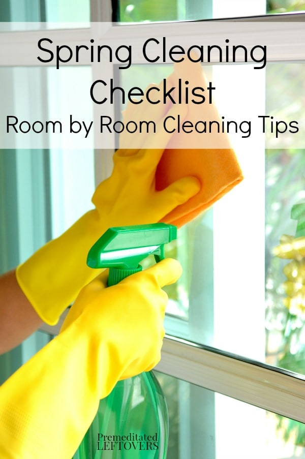 spring cleaning checklists room by room cleaning tips 24308 | spring cleaning checklists room by room cleaning tips