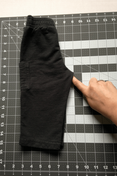 DIY Wool Baby Pants Tutorial