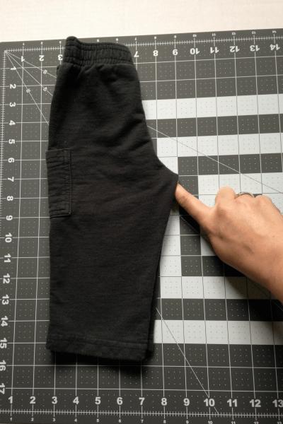 DIY Wool Baby Pants Tutorial