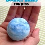 Homemade Bouncy Ball Recipe