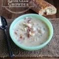 Razor Clam Chowder Recipe