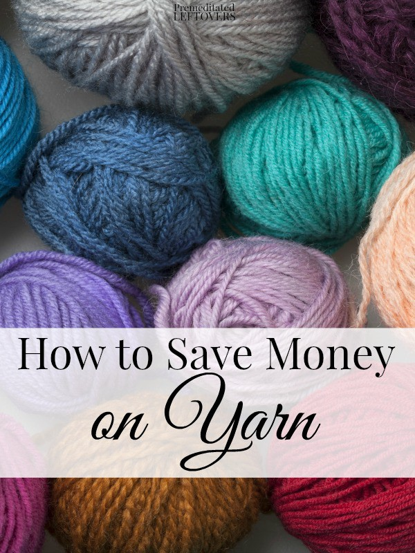 If you crochet or knit, you know how expensive yarn can be. Here are some tips on how to save money on yarn so you can stay in your budget on your projects.