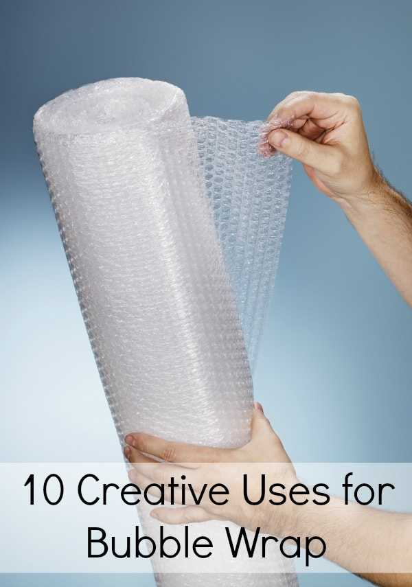 10 Creative Uses For Bubble Wrap