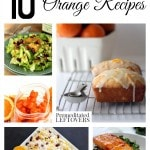 10 Delicious Orange Recipes