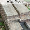 10 Frugal Uses for Scrap Wood
