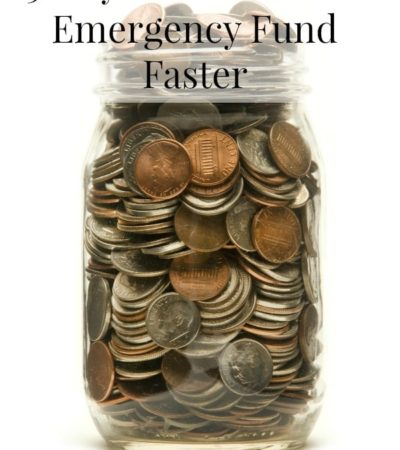 5 Ways to Build Your Emergency Fund Faster