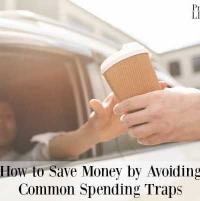 How to save money by avoiding spending traps like drive thru coffee