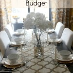 How to Redo Your Dining Room on a Budget