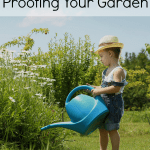 Tips for Child Proofing Your Garden