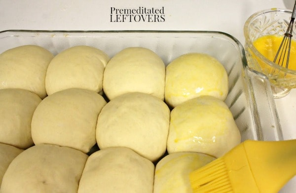 easy rolls recipe