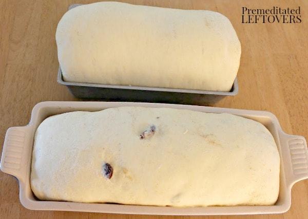 homemade raisin bread recipe
