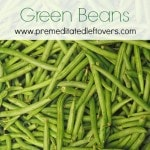 How to Grow Green Beans