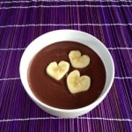 Black Bean Chocolate Pudding