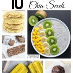 10 Great Chia Seed Recipes including chia seed pudding, chia seed muffins, how to eat chia seeds and chia seed nutrition information.