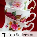 7 of the Top Items to Sell on eBay including what's trending on eBay, items to sell on eBay that are always popular and top sellers on eBay.