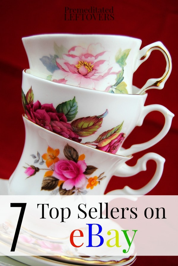 7 Of The Top Items To Sell On Ebay