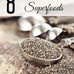 8 Ways to Eat More Superfoods including suggestions on getting more superfoods into your diet, how to incorporate more super foods and superfood smoothies.