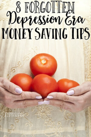 8 forgotten money saving tips your grandma used