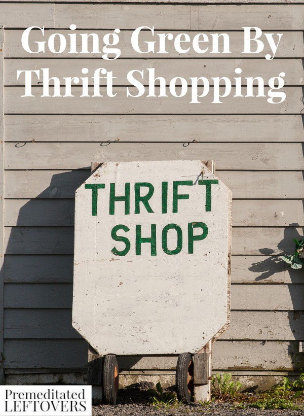 Eco Friendly Ways to Upcycle Thrift Store