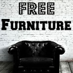 How to Get Free Furniture (or Very Low Cost)